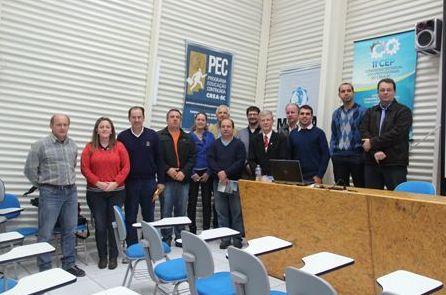 ACEAMB elege delegados para CEP Estadual