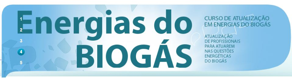 Energias do Biogás
