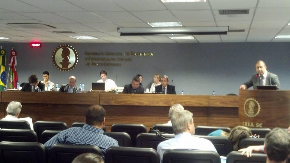 Plenário aprova GT de Engenharia Ambiental