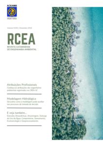 Revista Catarinense de Engenharia Ambiental.