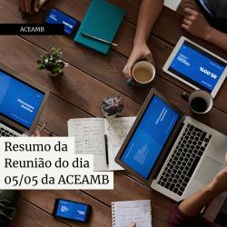 ACEAMB realiza reunião para divulgar ações